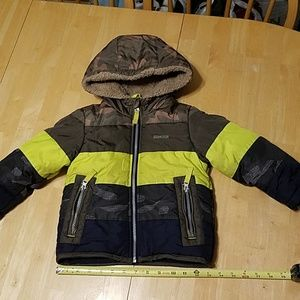 Oshkosh 3T boys winter jacket, coat, puffer